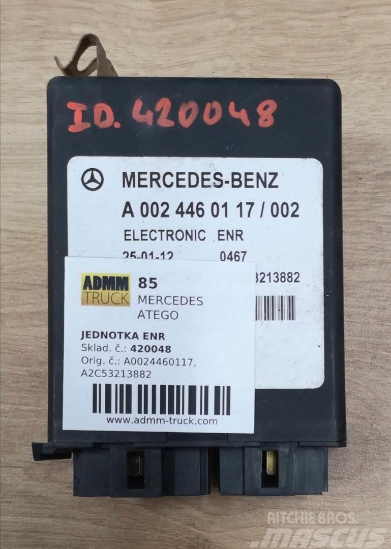 Mercedes-Benz ATEGO JEDNOTKA ENR A0024460117, A2C53213882