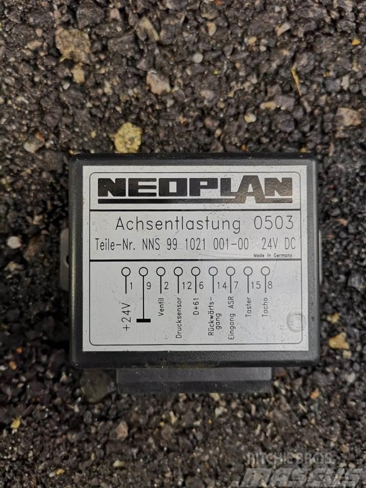 Neoplan N 516 JEDNOTKA 0503 991021001-00