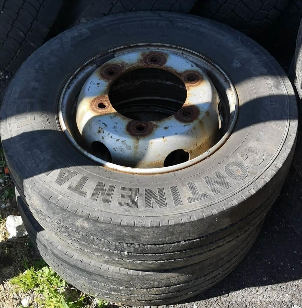 [Other] 2X PNEUMATIKA CONTINENTAL S DISKEM, 245/70 R17.5 1