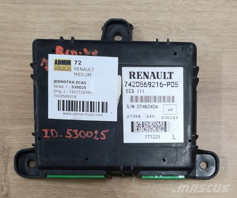 Renault MIDLUM JEDNOTKA ECAS 7421720099, 7420569216