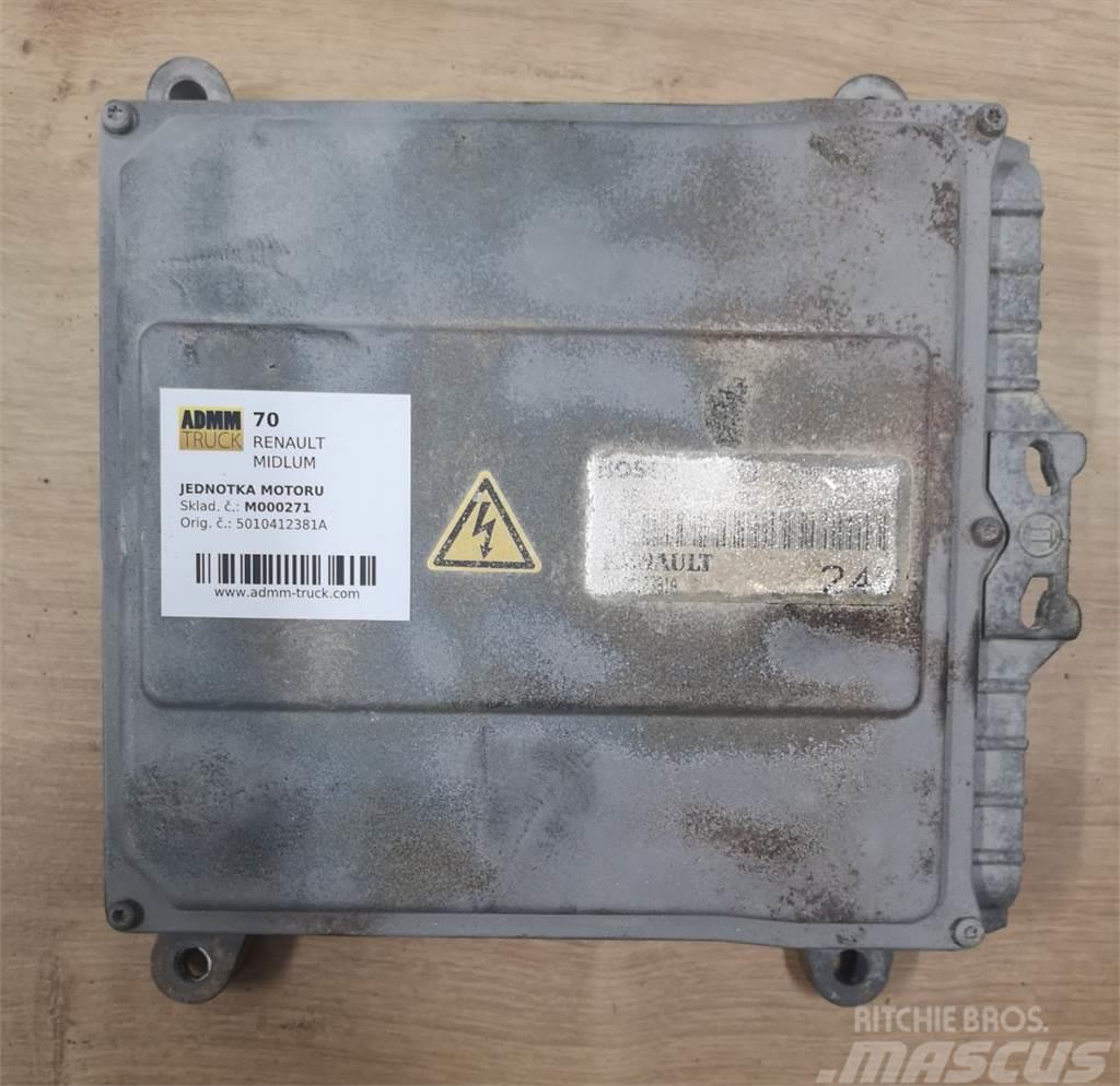 Renault MIDLUM JEDNOTKA MOTORU 5010412381A