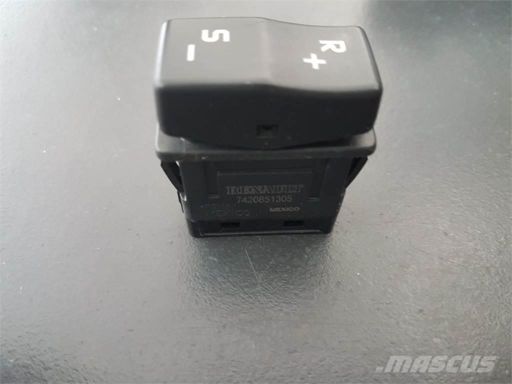 Renault MIDLUM OVLADAČ TEMPOMAT 7420851305