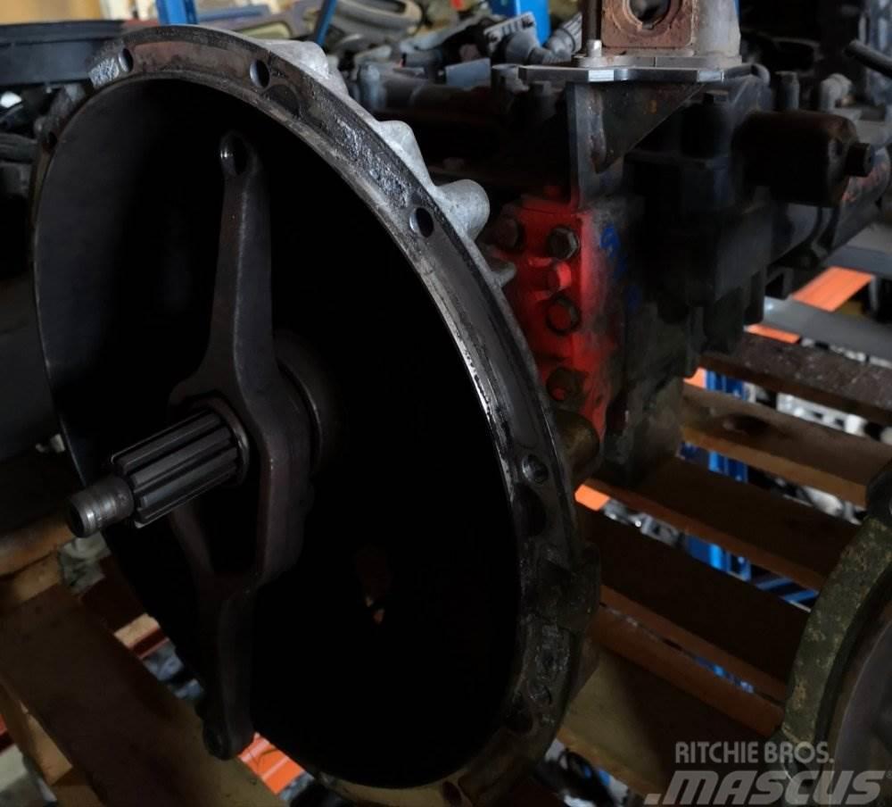 Renault MIDLUM PŘEVODOVKA 6S850, 5010639188