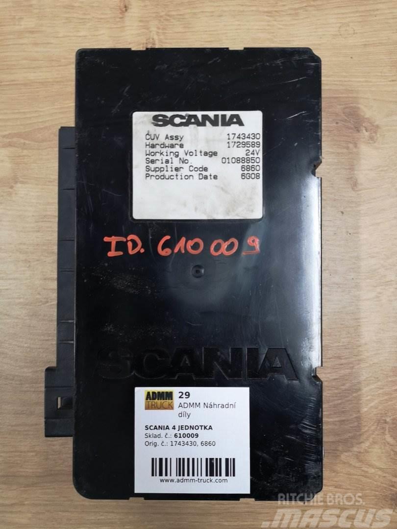 Scania 4 JEDNOTKA 1743430, 6860