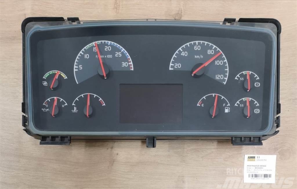 Volvo FH PŘÍSTROJOVÁ DESKA 20970778, 07224-156, 48LB0035