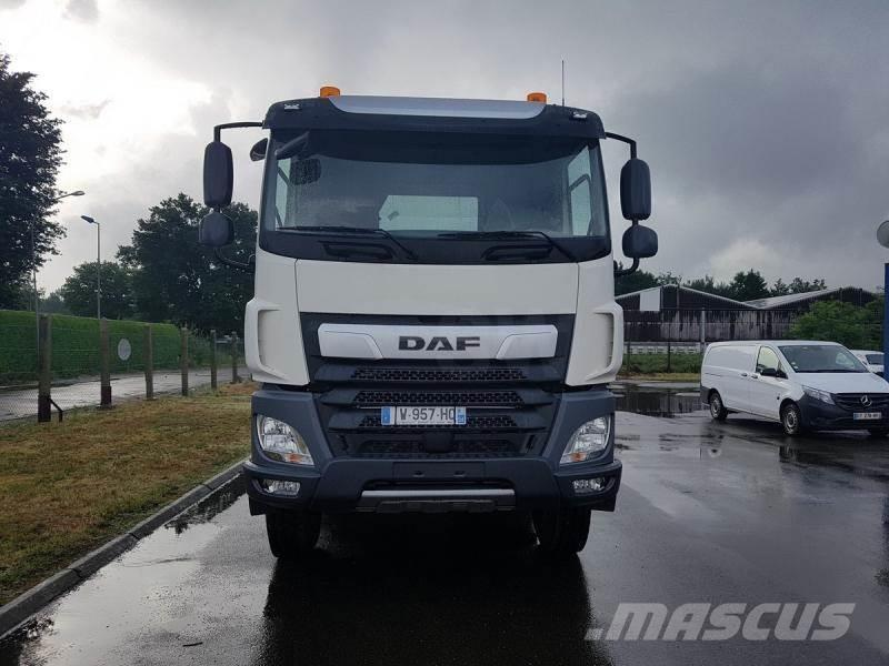 DAF CF 85 480 - Tipper trucks, Year of manufacture: 2019