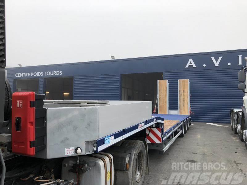 MAX Trailer MAX110 3 essieux