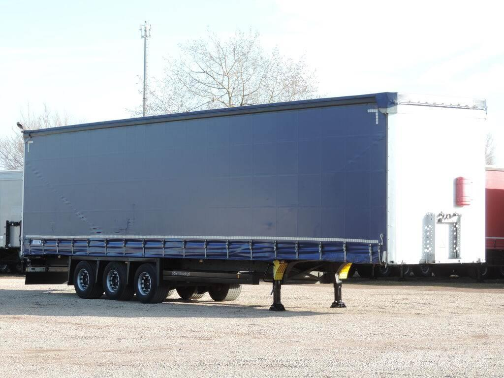 Schmitz Cargobull VARIOS MEGA