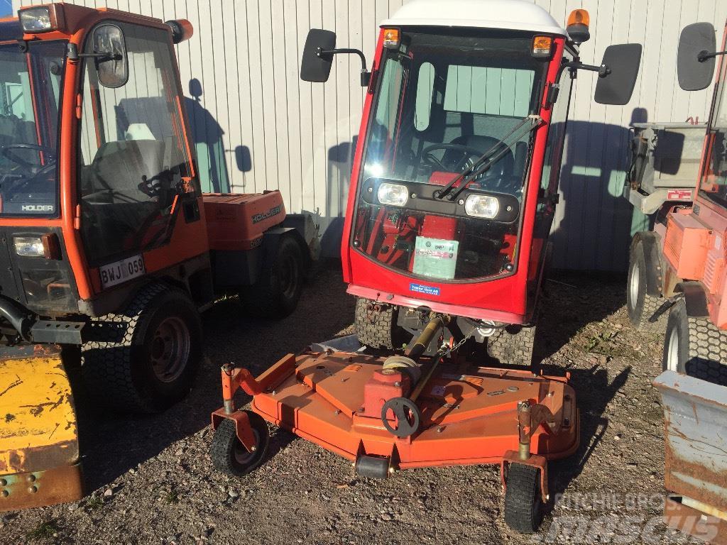Carraro Rondo 333 diesel, hytt, vikplog & klippaggregat