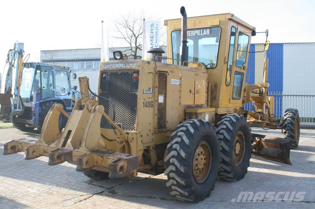 Caterpillar 140 G VHP 1994