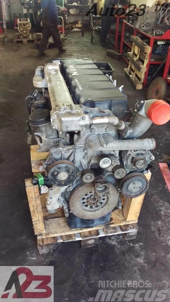 [Other] Silnik D2066LF Euro4 D20 E4 MAN D20 MAN TGA TGS TG