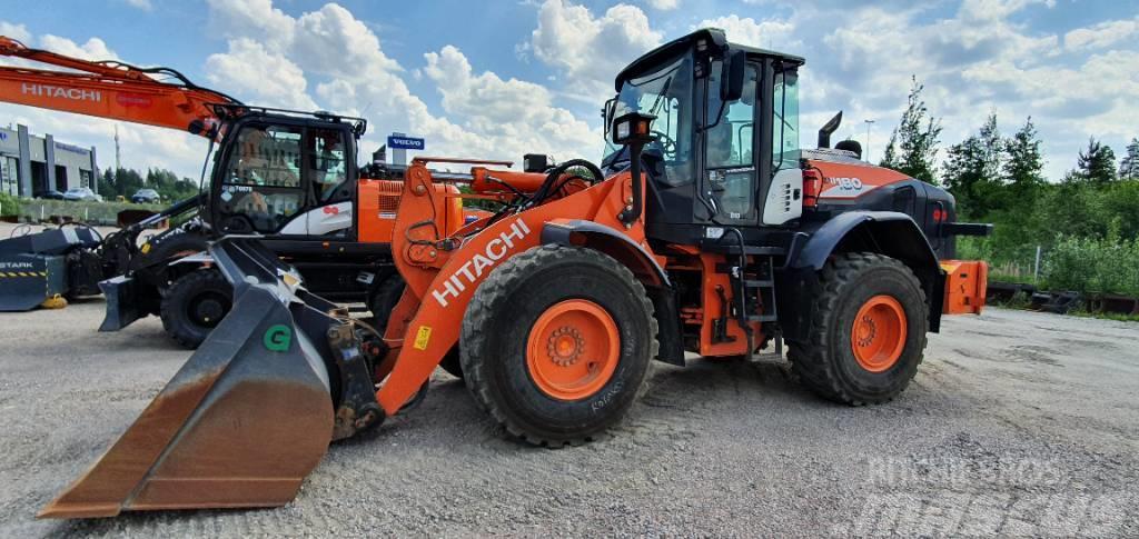 Hitachi ZW 180-6 - MYYDÄÄN -