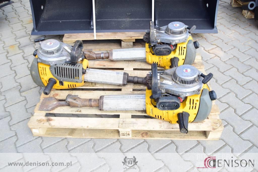 Wacker Neuson BH55rw hammer - choice