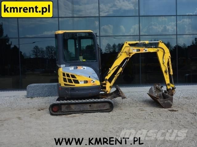 New Holland E22  JCB 8025 8030 8015 CAT 302,5 303 YANMAR VIO