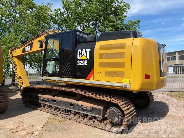 Caterpillar 329 EL / 329EL / 329E