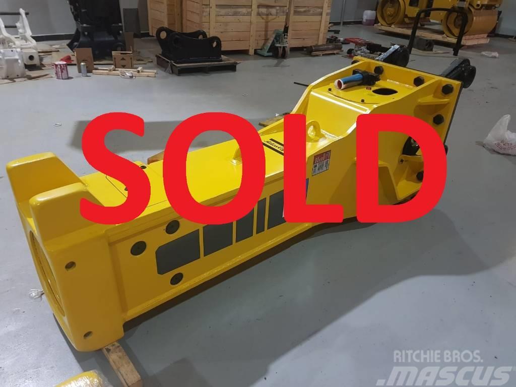 Atlas Copco HB 3600 Dust !!SOLD!! !!SOLD!!