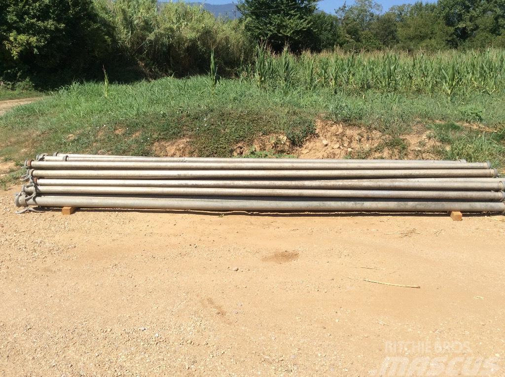 Cobertura hierro y aluminio irrigatiesystemen mascus - Hierro y aluminio ...