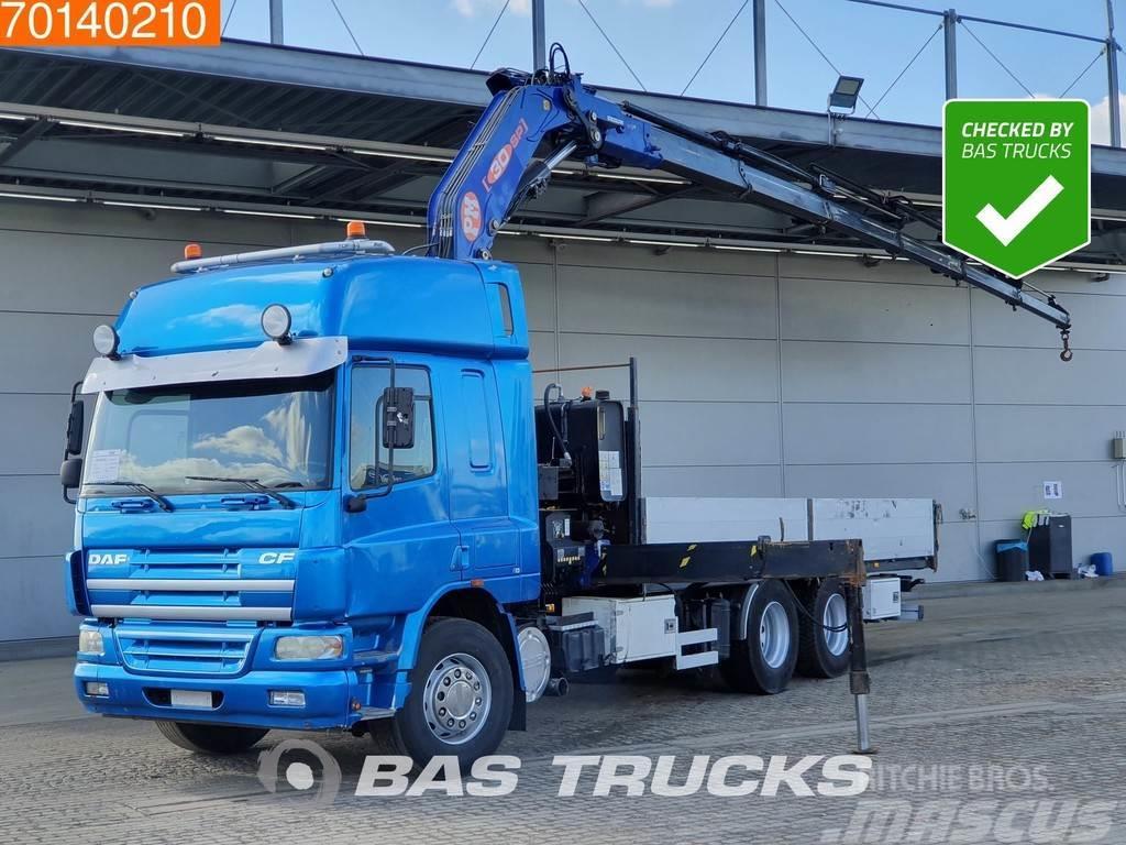 DAF CF75.310 6X2 275.161Kms! Crane PM 30026SP T/M Manu