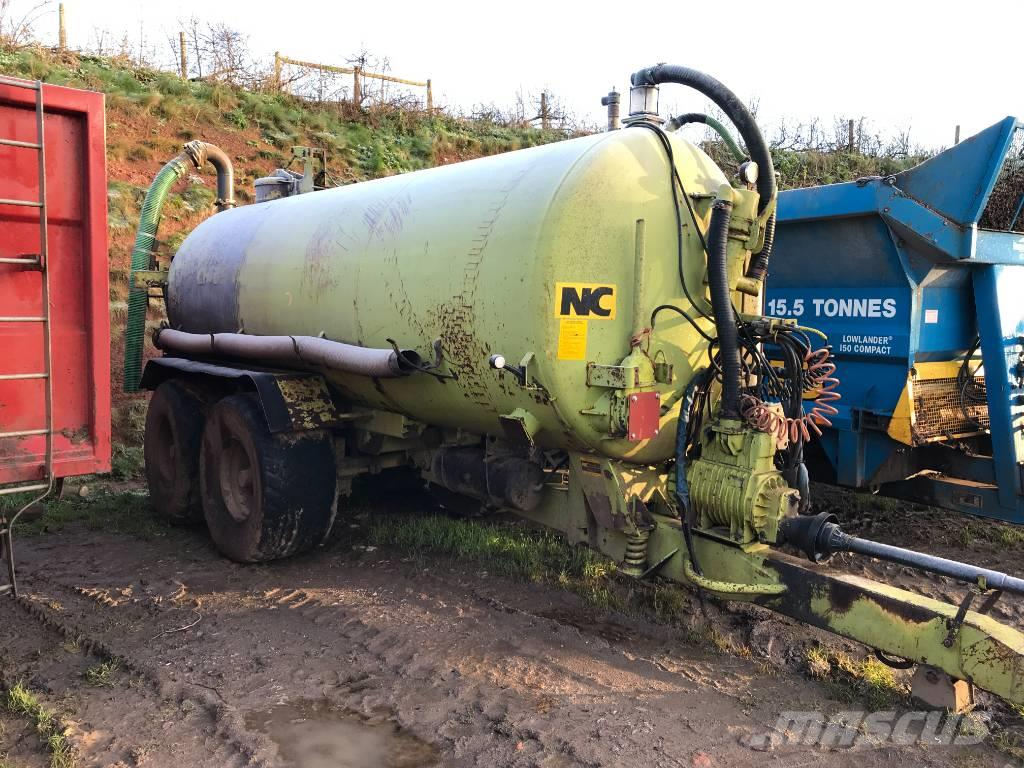 NC Engineering 3000G Slurry Tanker