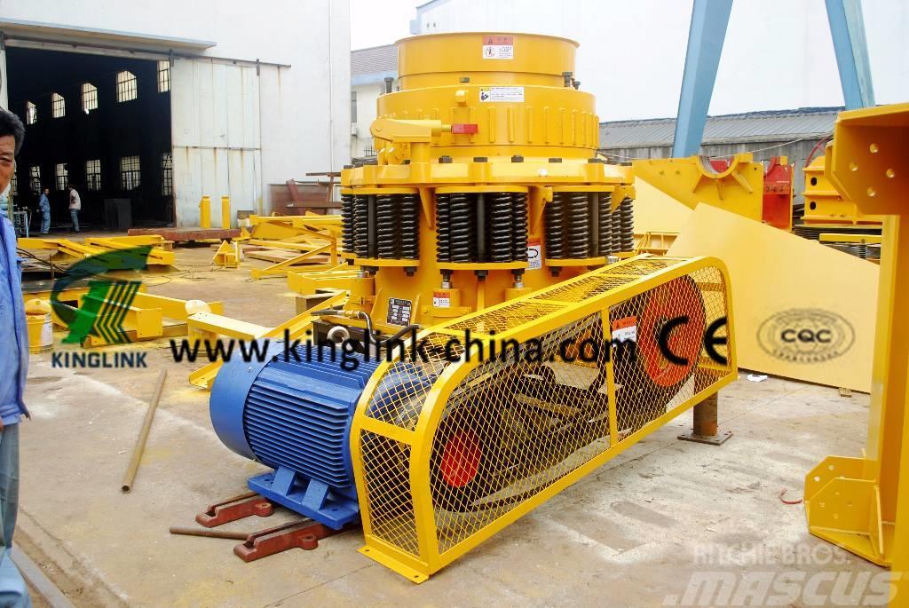 Kinglink KLC-1000 Cone Crusher