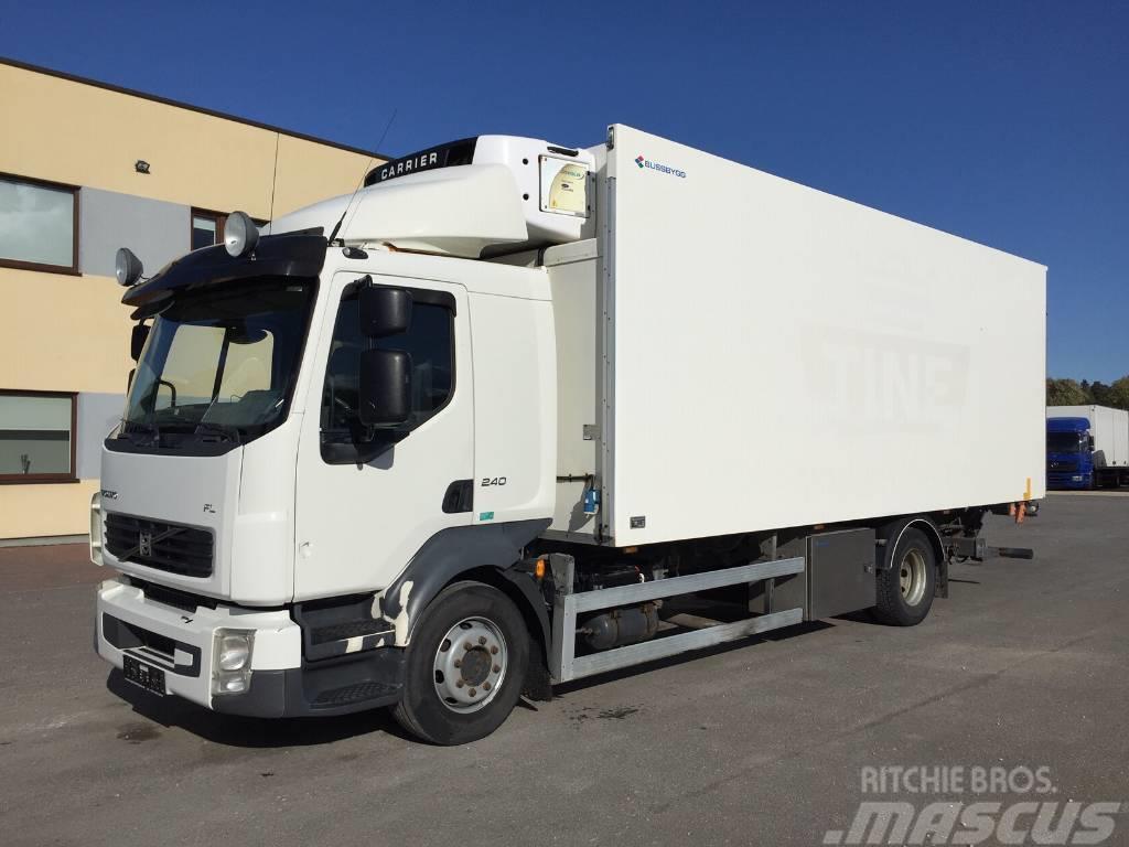 Volvo FL240 4x2+EURO5+AUTOMATIC