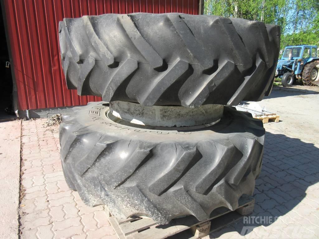 Michelin 20.8R38 Paripyörät