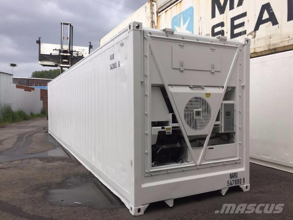 Thermo King 40´HC Kühlcontainer Kühlzelle Reefer 2004