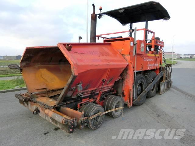Caterpillar BB760 8x4