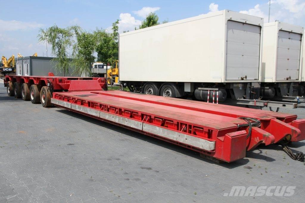 [Other] TRAYL-ONA 5 AXLE REAR STEER DROP NECK LOW LOADER S