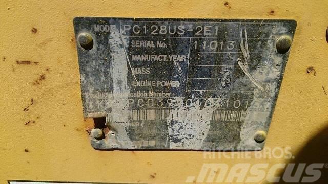 Komatsu PC128US-2E1