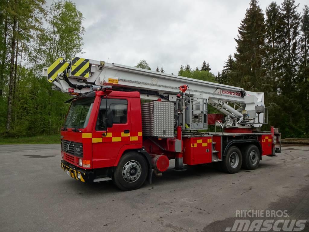 Volvo BRONTO SKYLIFT FL10 6x2