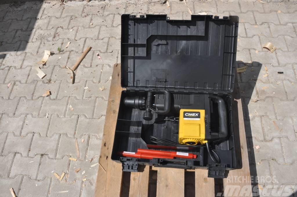 Hammer Drill SDS Max CIMEX HB11