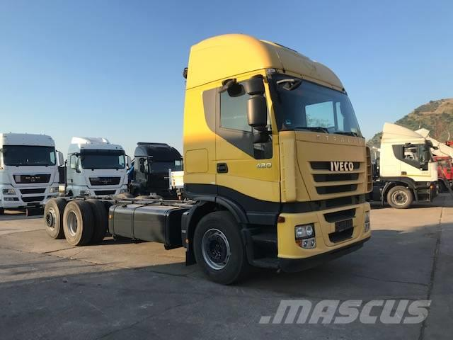 Iveco STRALIS CUBE AS260S42 COD.INT. CP 1387
