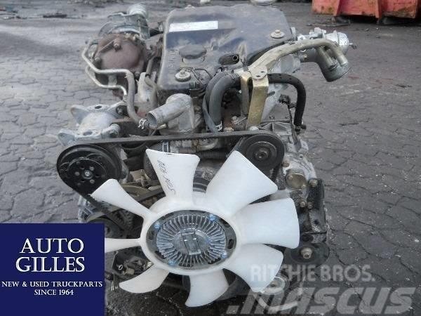 Isuzu 4KH1 TC / 4 KH 1 TC LKW Motor