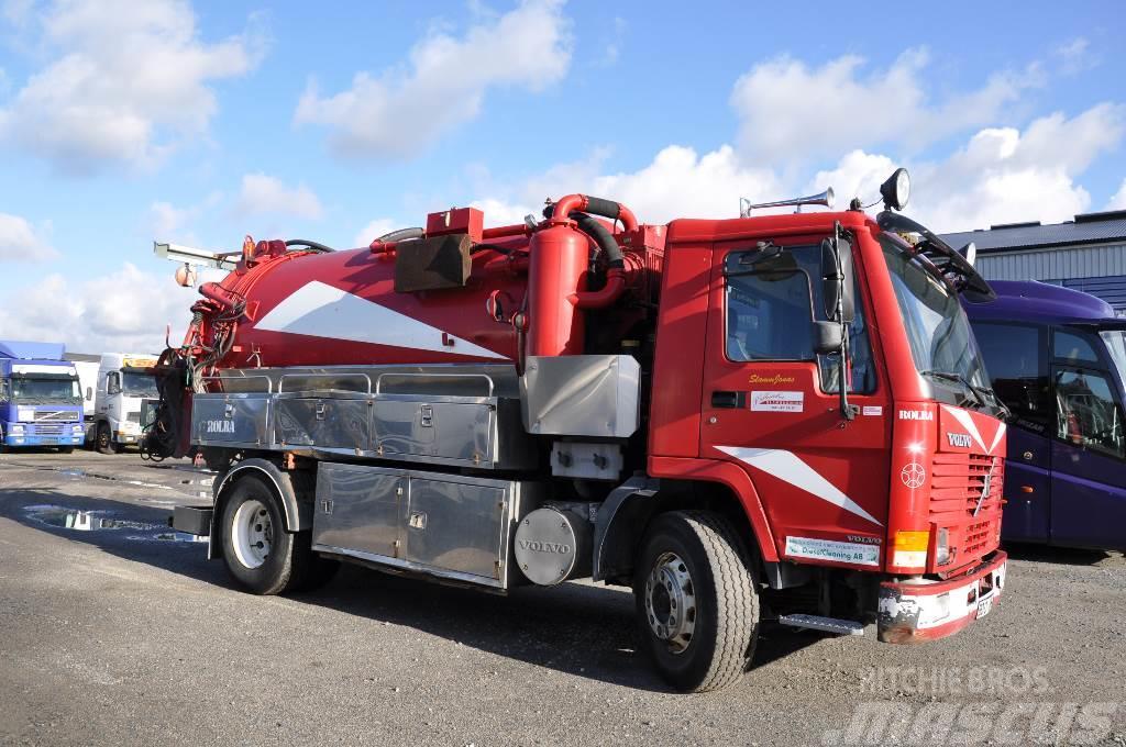 Volvo FL12 4X2  380
