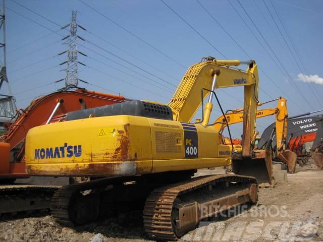 Komatsu PC 400-7
