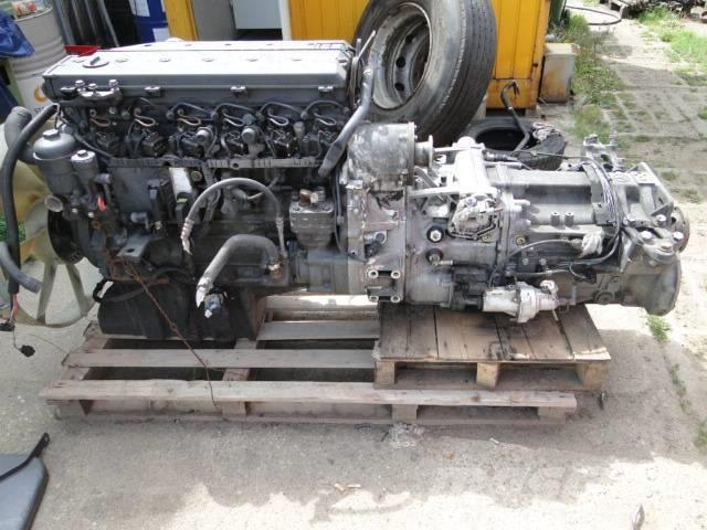 Mercedes-Benz Atego1828 OM906 Euro3 engine