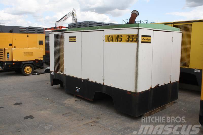 Atlas Copco XAMS 355