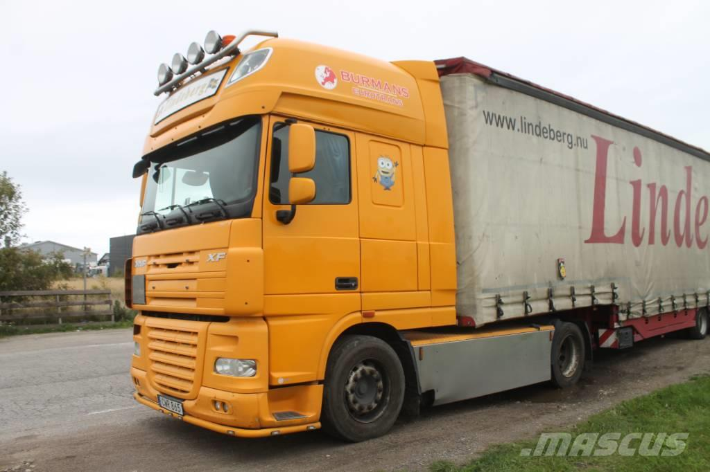 DAF FTX F105 LOW DECK 4x2 Euro 5