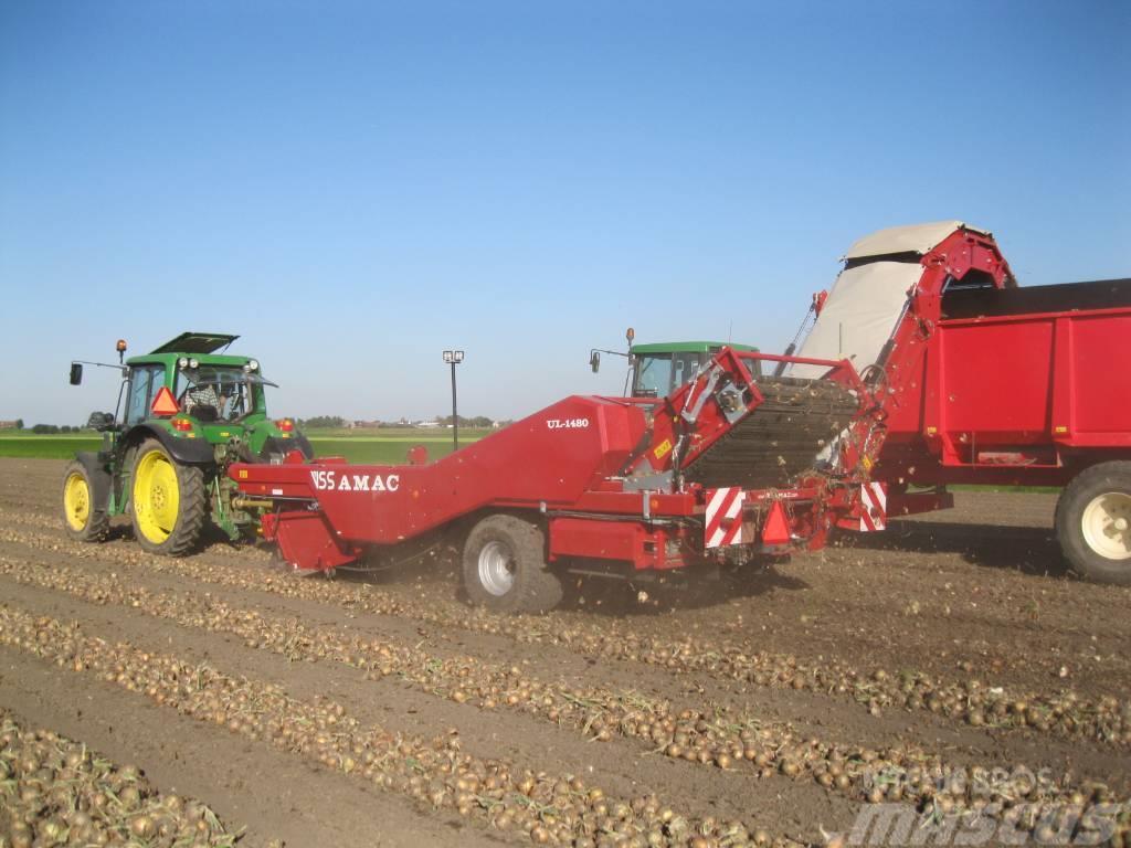 Amac Onion and Potato Harvesters
