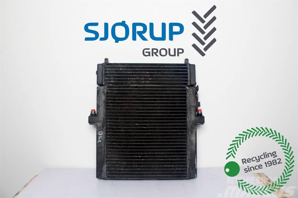 Deutz-Fahr TTV1130 Oil Cooler