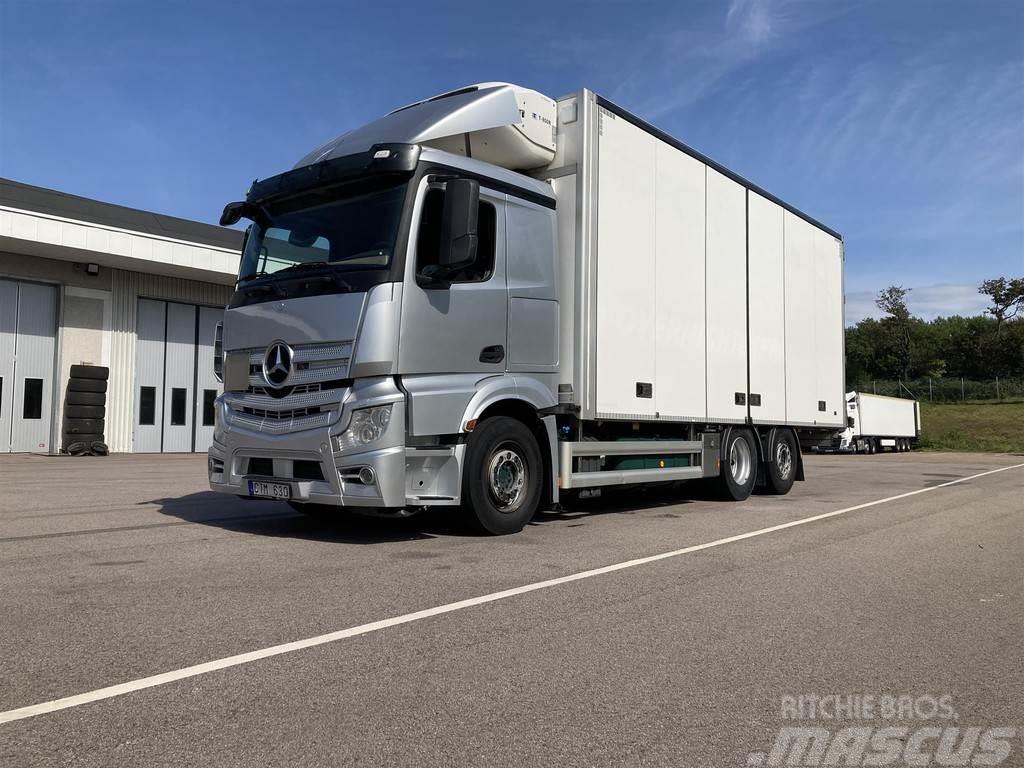 Mercedes-Benz Actros MB; Fjärrbil, 4,15 Hög.