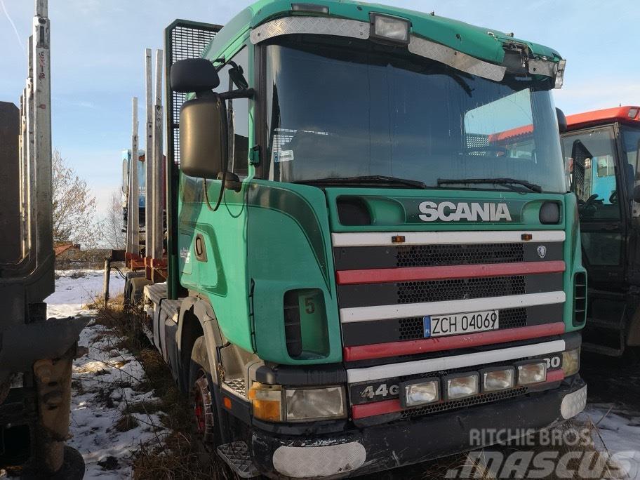Scania 144 G