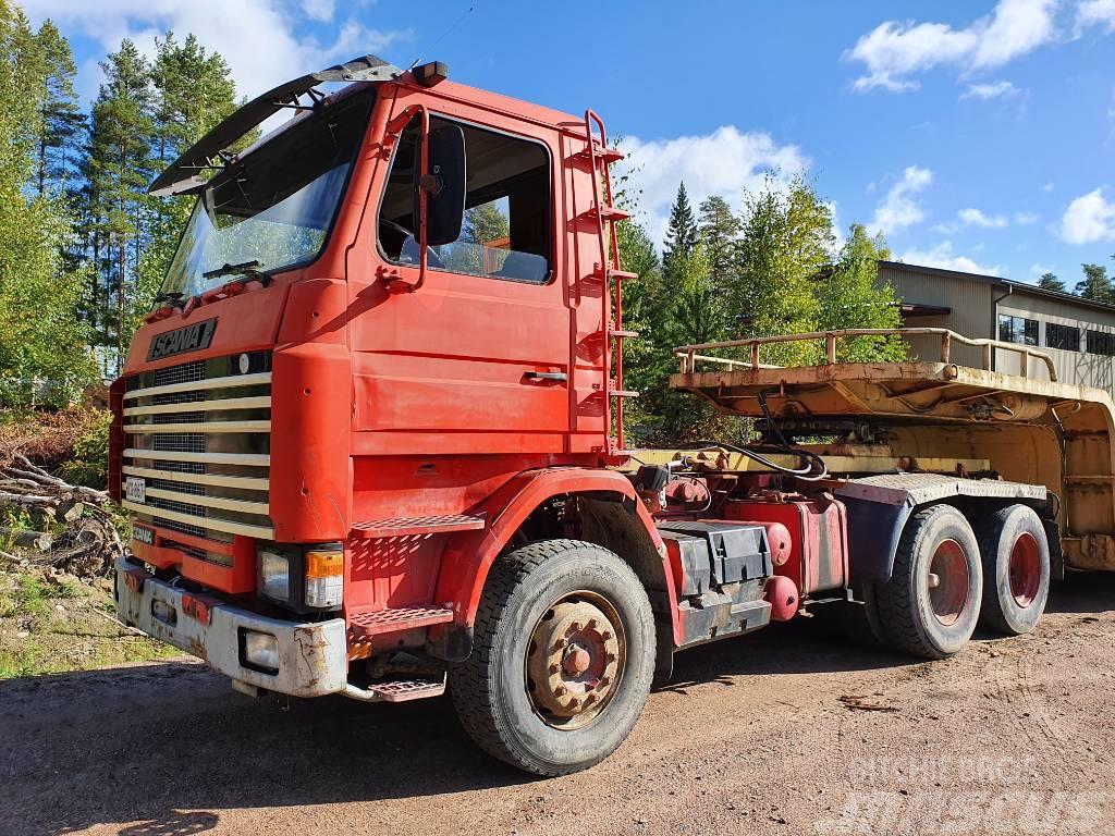 Scania R142HL-6X2