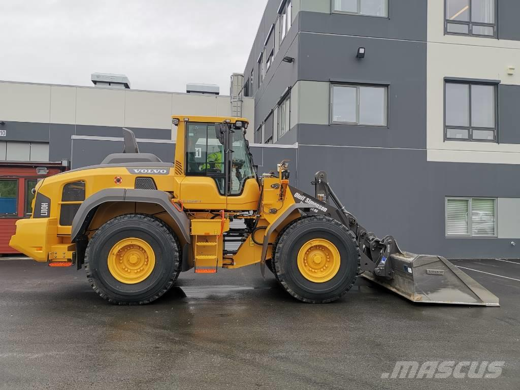 Volvo Salg for kunde L110H