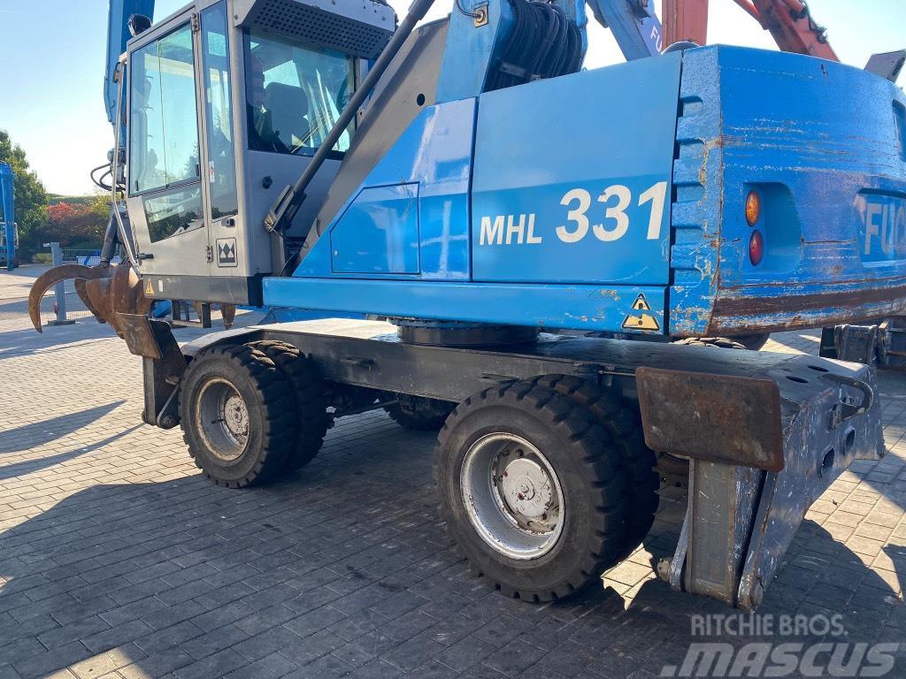 Fuchs MHL 331 D