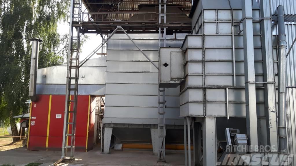 Стационарная шахтная зерносушилка - st.mascus.com