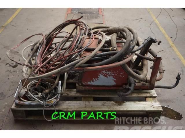 Mercedes-Benz Hydrauliek unit tank/slangen/pomp/ventiel Mercedes