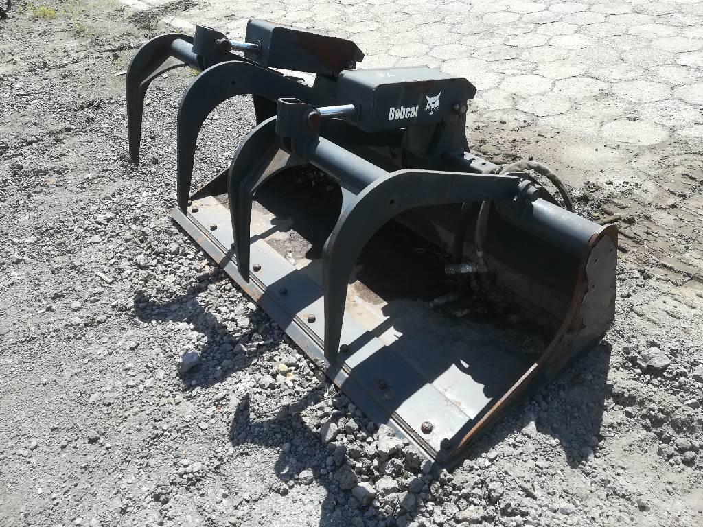 Bobcat Łyżka z chwytakiem 182cm Industrial bucket grapple