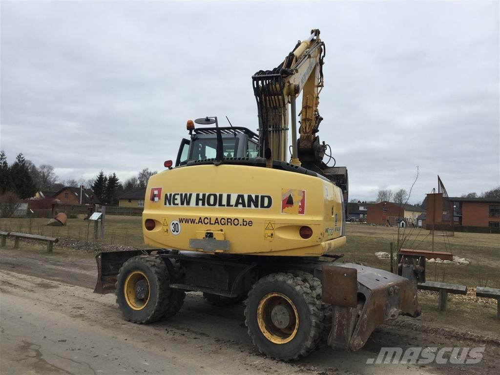New Holland W170
